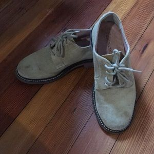 CREWCUTS 12 Suede Loafers